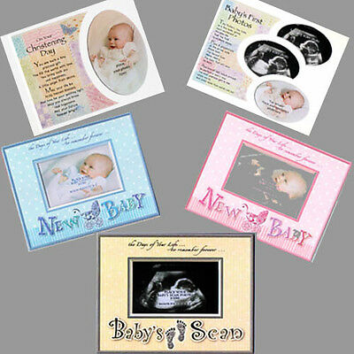 £3.99 • Buy Photo Memory Mounts With Poems - 10  X 8  (15+ Designs)