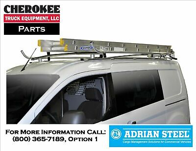 $944.50 • Buy Adrian Steel 63-TCL14, Double Grip-Lock Ladder Rack For 2014 Transit Connect LWB