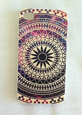£3.25 • Buy Aztec Galaxy Pattern Printed Case For IPhone 4 IPhone 4/4S