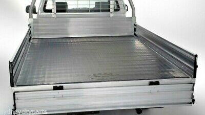 AU270 • Buy Toyota Tray Mat Alloy Cab Chassis Single Cab Hilux Landcruiser New Genuine