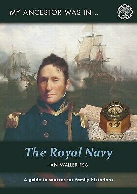 My Ancestor Was In The Royal Navy - Family History/Genealogy Book • 12.99£