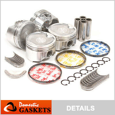 AU819.93 • Buy 98-01 Toyota Camry Solara 2.2L DOHC Pistons Bearings And Rings Set 5SFE