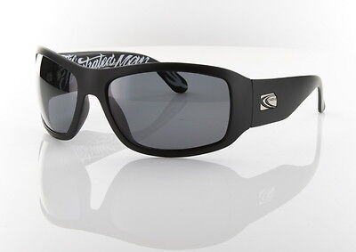 AU20 • Buy Carve Checkmate Matt Black Polarized Mens