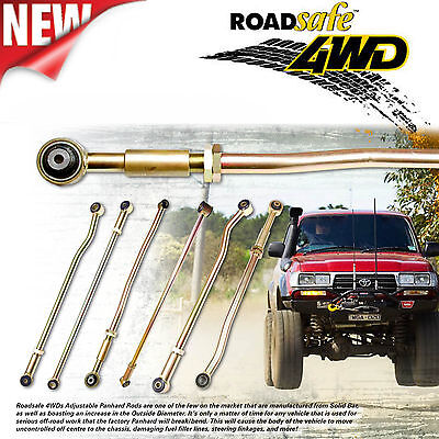 AU220 • Buy Front Adjustable HD Panhard Rod Jeep Cherokee XJ Grand Cherokee ZJ Wrangle TJ
