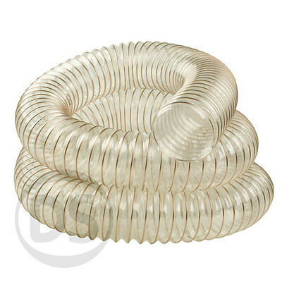 PU Flexible Ducting Hose - Ventilation, Dust & Fume Extraction - Woodworking • 52£