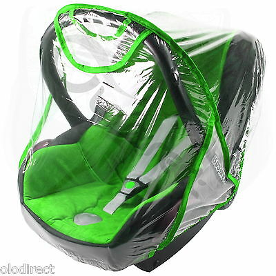 £6.99 • Buy New Rain Cover To Fit Maxi-Cosi CabrioFix VENTILATED Fast Dispatch