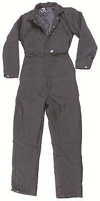 £27.99 • Buy Blue Castle QUILTED PADDED Polycotton Work Overalls Overall Boiler Suit Suits