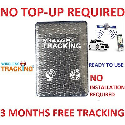 Genuine GPS Tracker Car Vehicle Spy Mini Personal Bike Tracking Device TK310 • 44.99£