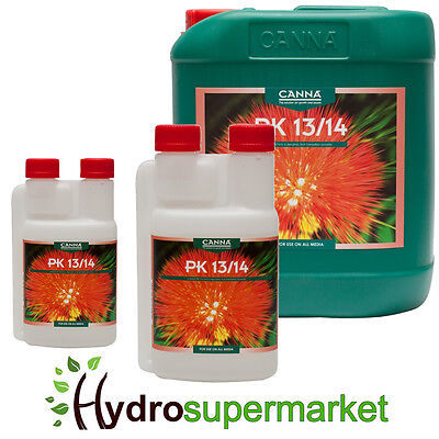 Hydroponics Canna Pk 13/14 Bloom Flower Weight Gainer Bud Booster 250ml 1 5l  • 9.95£