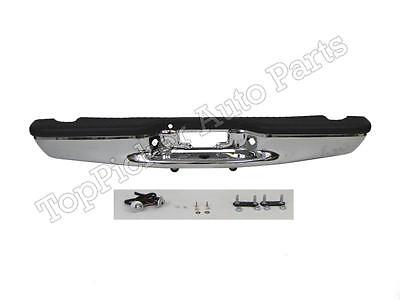 $377.84 • Buy Rear Bumper Chrome Assy For 1997-2003 F150 Flareside Lightning Harley-Davidson