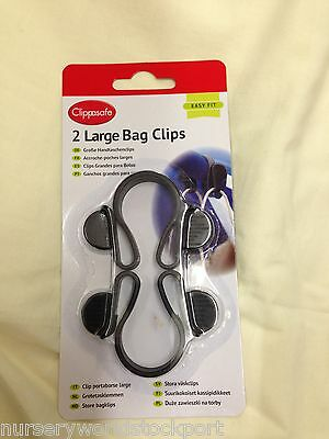 Pack Of 2 Pram Clips Fit Mothercare My3 Or My4 Pram Pushchair • 3.49£