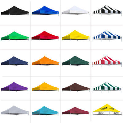 $149.95 • Buy Ez Pop Up Canopy Replacement Patio Tent Sun Shade Pavilion Top Cover For Frame