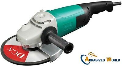 AU129.90 • Buy 2020W DCA 9  Angle Grinder 230mm X 22mm. Powerful Cutting And Grinding All Metal