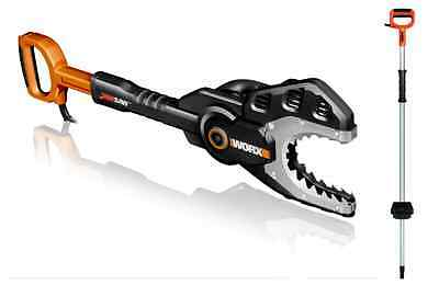 View Details WORX WG308 JawSaw 5 Amp 6  Electric Chainsaw With Extension Handle • 102.62$