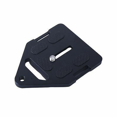 IShoot QS-90 Triangular Camera Quick Release Plate For Canon, Nikon, Sony Camera • 7.95£