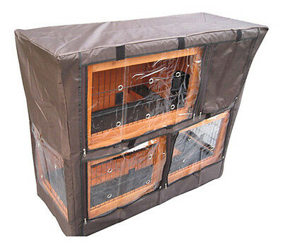 Bunny Business Hutch Cover Bb-41-ddl & Bb-48-ddl Double Decker Hutch And Run • 224.99£