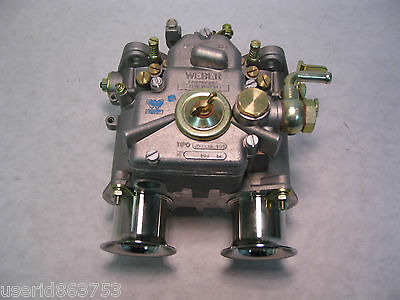 $ CDN526.51 • Buy Weber 40 Dcoe Carburetor New  Weber 40  Dcoe