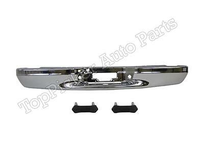 $296.98 • Buy Rear Bumper Chrome Face Bar Brackets For 97-03 F150 Super Crew Cab SVT