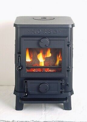 £14 • Buy Morso Squirrel Replacement Stove Glass (various Models) With Free Seals