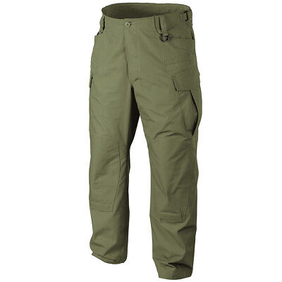 £39.90 • Buy Helikon Tactical Sfu Next Combat Trousers Mens Military Army Pants Olive Green