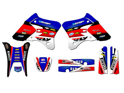 $129.99 • Buy 2003 2004 Wr 250 450 Graphics Kit Yamaha Wr250f Wr450f Deco Wr250 Wr450