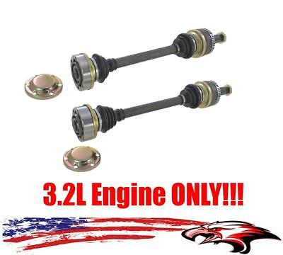 $187.78 • Buy Brand New BMW M3 2001-2006 Z4 2006 3.2L RWD Rear Left And Right CV Shaft Axles