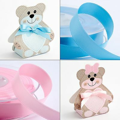 Deluxe Girls / Boys Christening / Baby Shower Favour Boxes Sweet Gift Favors • 1.95£