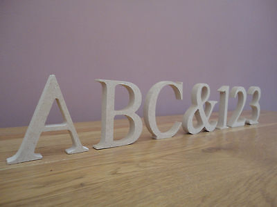 £1.60 • Buy Wooden Words/Letters Free Standing Personalised Names Wedding/Home/Gift