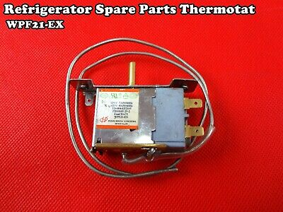 AU22 • Buy Refrigerator Parts Thermostat (WPF-21 EX) (Suits Many OEM Brands) (C183)