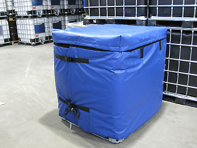 IBC Tank Heating Pad Insulating Jacket New IBC Cover Heating Mat IBC Container • 259.95£