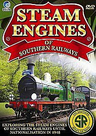 £3.99 • Buy Steam Engines Of Southern Railway [DVD] [2009]
