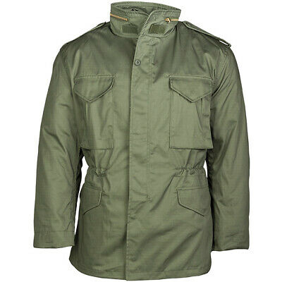 $112.95 • Buy Classic M65 Army Combat Field Jacket Military Patrol Style Mens Coat Olive S-5XL
