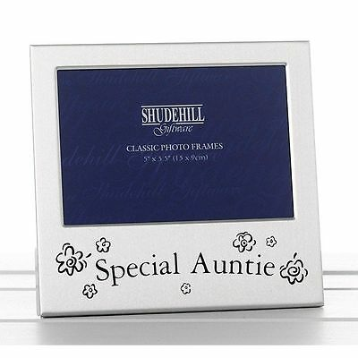 £5.99 • Buy Special Auntie Photo Frame Christmas Birthday Mothers Day Gift Present 5  X 3
