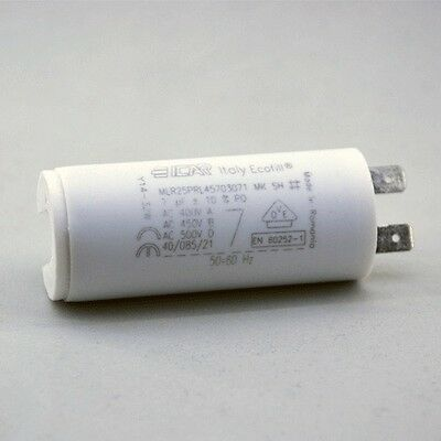 AU18.95 • Buy 7uF Run Capacitor ICAR P0 Plastic 400/450/500V Long Life F&P ED56 AD55