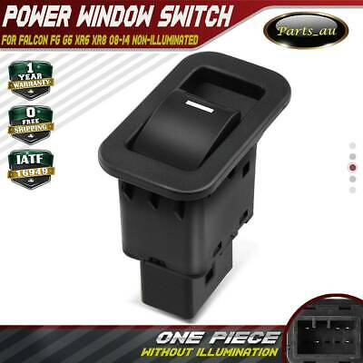 AU29.99 • Buy Single Power Window Switch For Ford Territory SX SY TX 04-14 Non-illuminated