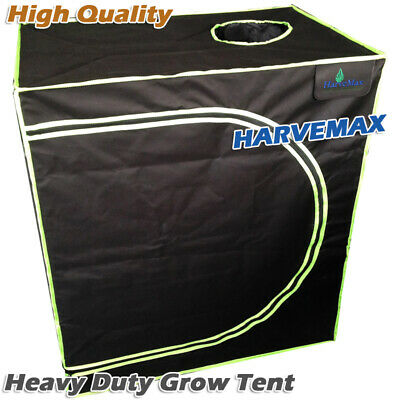 AU89.25 • Buy Indoor Grow Tent Box Fo HPS/MH Grow Light Hydroponics Plant Growroom 80x45x80cm