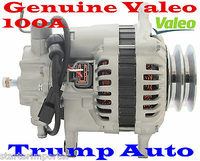 AU595 • Buy Heavy Duty High Output Alternator Nissan Terrano R20 Eng TD27 2.7L Diesel 97-00