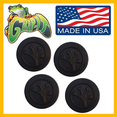 AU13.99 • Buy GRIP-IT BEST Controller Thumb Stick Grips Cover Cap PS4 PS3 Xbox One 360 4xBlack