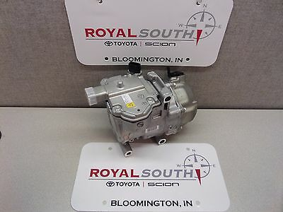 $1520 • Buy Toyota Prius 10-11 Electric Air Conditioning AC Compressor Genuine OE OEM