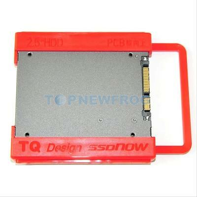 AU3.53 • Buy 2.5  To 3.5  SSD To HDD Notebook Mounting Adapter Bracket Hard Drive Holder Disk