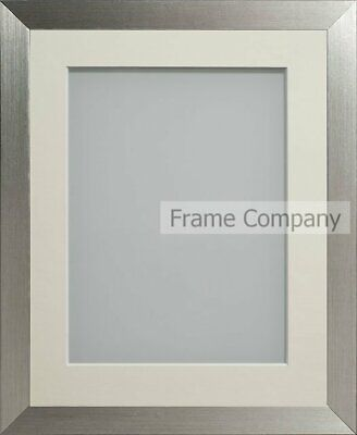 £17.01 • Buy Frame Company Simpson Range Silver Picture Photo Frames With Mount