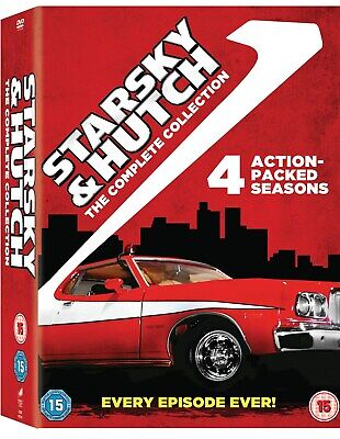 Starsky And Hutch: The Complete Collection (Box Set) [DVD] • 21.99£