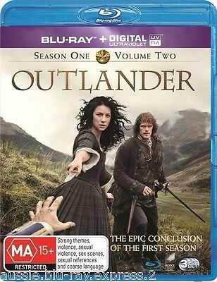 AU45.99 • Buy Outlander: Season 1 - Part 2