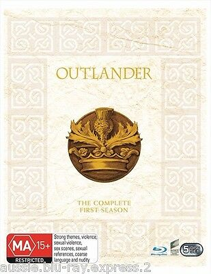 AU75.99 • Buy Outlander: The Complete First Season