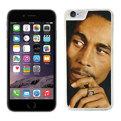 Bob Marley Case Fits Iphone 6 & 6s Cover Hard Mobile (5) Phone Apple Reggae • 5.95£