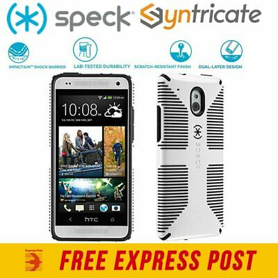 AU25.46 • Buy Speck CandyShell Grip For HTC One Mini - White/ Black