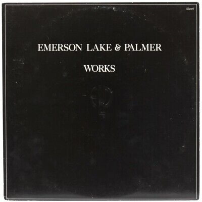 Works Volume 1  Emerson Lake And Palmer • 18.95£