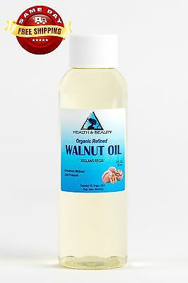 $5.58 • Buy WALNUT OIL ORGANIC By H&B Oils Center COLD PRESSED PREMIUM 100% PURE 2 OZ