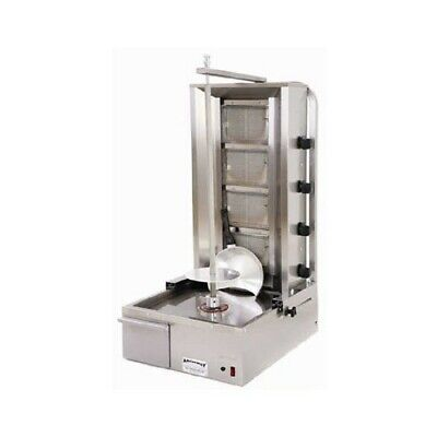 Archway 4 Burner Doner Kebab Machine  NATURAL GAS • 899£