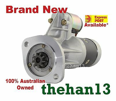 AU185 • Buy  New Starter Motor For Nissan Terrano R20 Engine TD27 2.7L Diesel 97